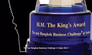 The mai Bangkok Business Challenge @ Sasin 2017